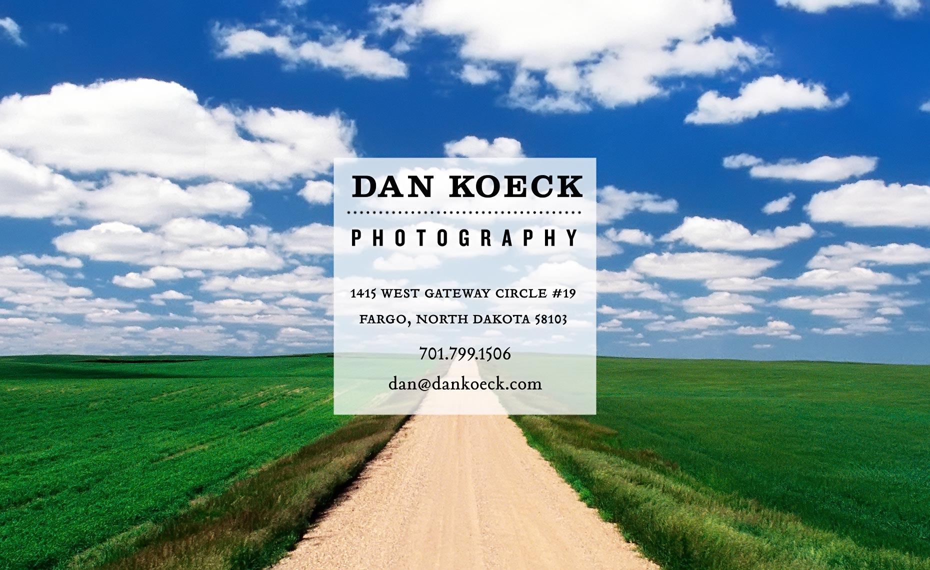Fargo North Dakota Photographer Dan Koeck
